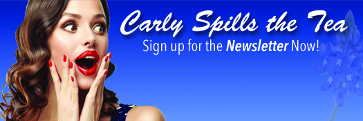 Sign up for Author Carly Bloom's Newsletter
